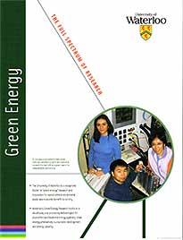 [Green Energy brochure cover]