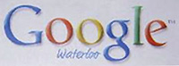 The old Google Waterloo logo.