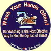 [Handwashing sticker]