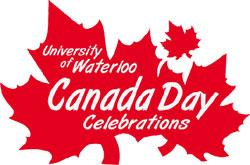 UW Canada Day logo