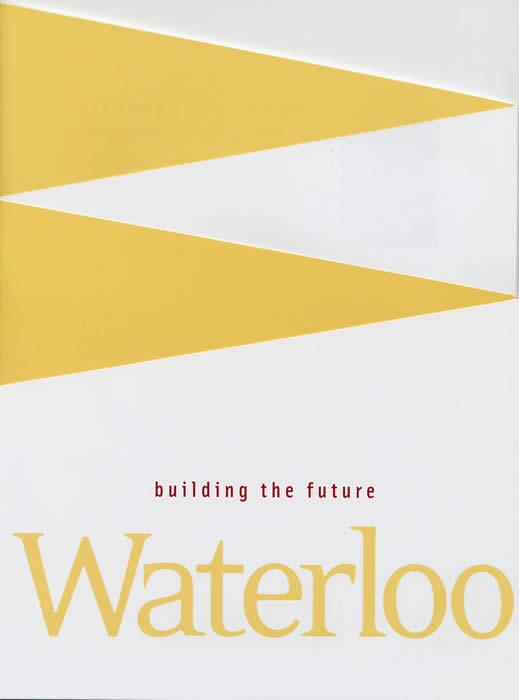 Building the Future brochure