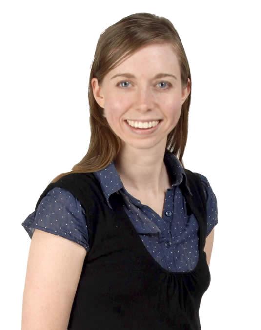 Kate Gardiner, UW top co-op student, 2008