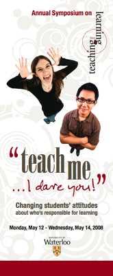 ['Teach me' brochure]