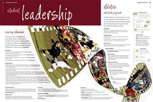 Undergrad recuitment brochure 2008