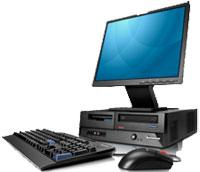 [Desktop computer]