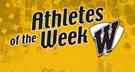 [Athletes of the week]