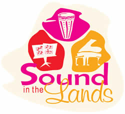 Sound in the Lands 2009 logo