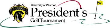President's Golf Tournament logo