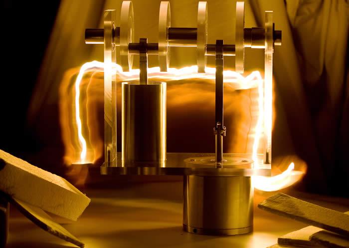Stirling engine SDE project
