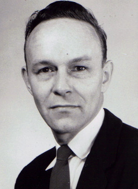 Alvin Dust, professor emeritus, English