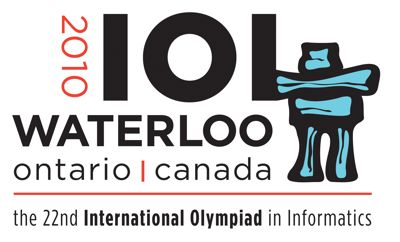 The logo for the International Olympiad in Informatics