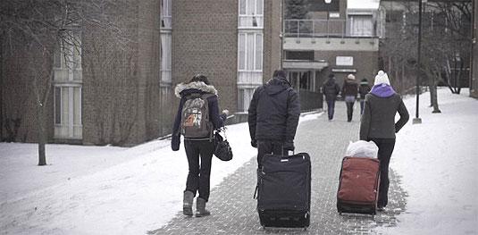 University Of Waterloo Winter