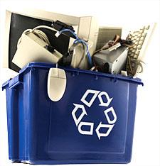 [Recycling box]