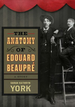 The Anatomy of Edouard Beaupré cover.