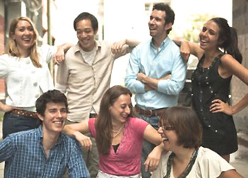 Eight people, staff of Redwood Strategic