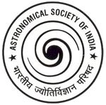 logo of Astronomical Society of India