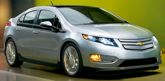 Chevrolet Volt, silver-grey