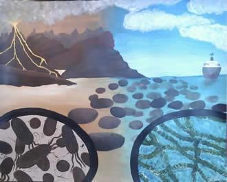 Stromatolites: Stepping Stones to Life
