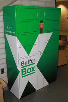 The bufferbox.