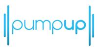 The PumpUp logo.