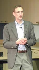 Dr. Raymond Laflamme.