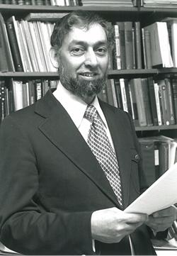 Professor Ronald Aziz.