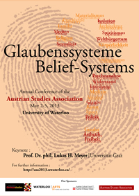 The ASA Belief-Systems conference poster.