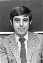 Peter Russell in an undated photo.