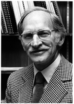 A photo of Douglas Hoffman circa 1978.