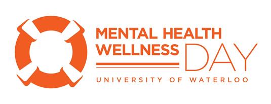 Mental Health Wellness Day logo.