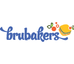 The Brubaker's logo from Food Services.
